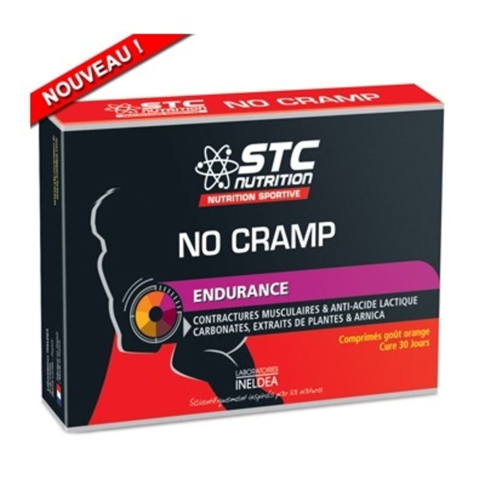 No cramp - 30.0 cps - stc nutrition -191572
