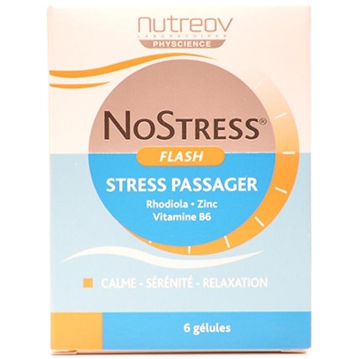No stress flash - 6 gélules Nutreov-205332