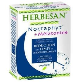 Noctaphyt + mélatonine - herbesan -197990