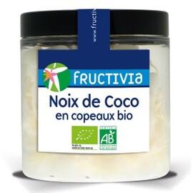 Noix de coco bio - pot 50 g - divers - fructivia -143333