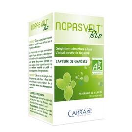Nopasvelt bio - 90 comprimés - divers - carrare -134594