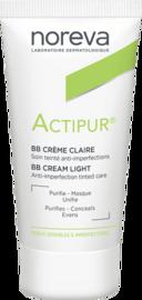 Noreva actipur bb crème claire 30ml - 30.0 ml - noreva ACTIPUR® Crème Anti-Imperfections Teintée claire/Teintée dorée-145124