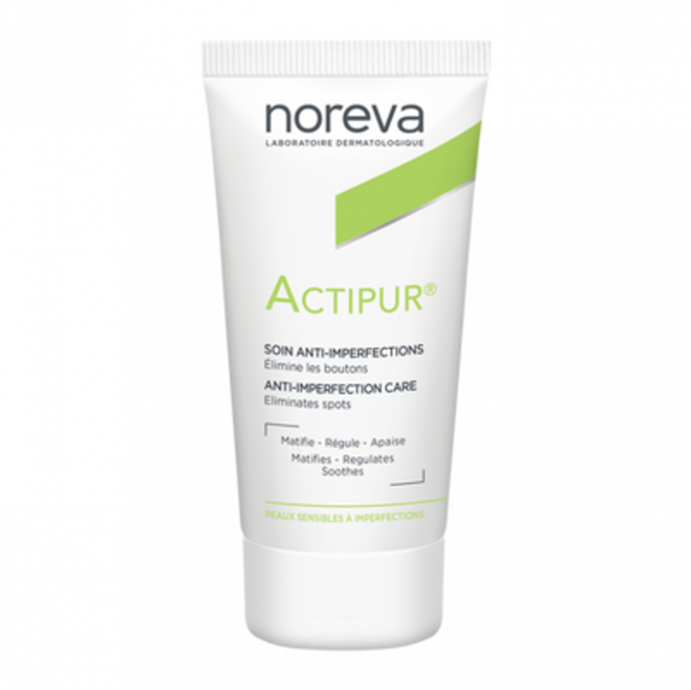 Noreva actipur soin anti-imperfections 30ml - 30.0 ml - noreva -145234