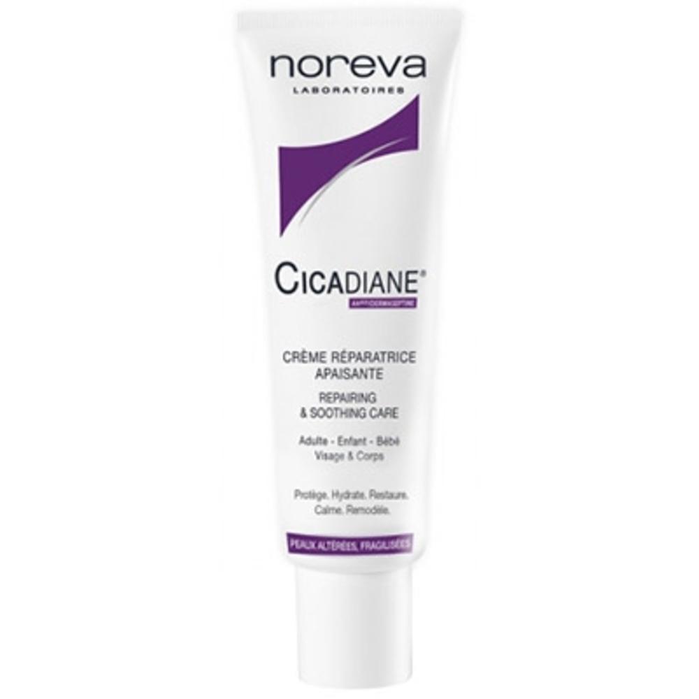 Noreva cicadiane crème réparatrice apaisante - 40.0 ml - noreva -146686
