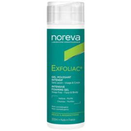 Noreva exfoliac gel moussant intensif 200ml - noreva -197874