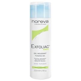 Noreva exfoliac gel moussant - noreva -197874