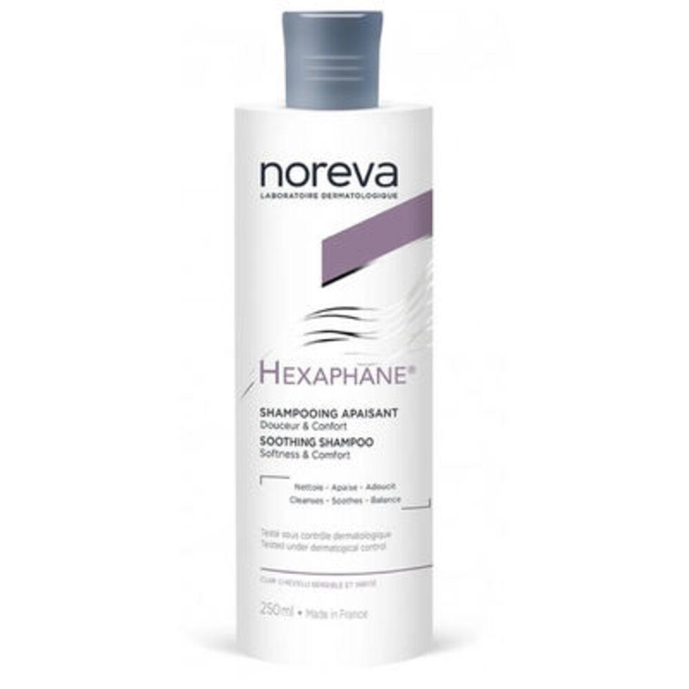Noreva hexaphane shampooing apaisant 250ml - noreva -215394