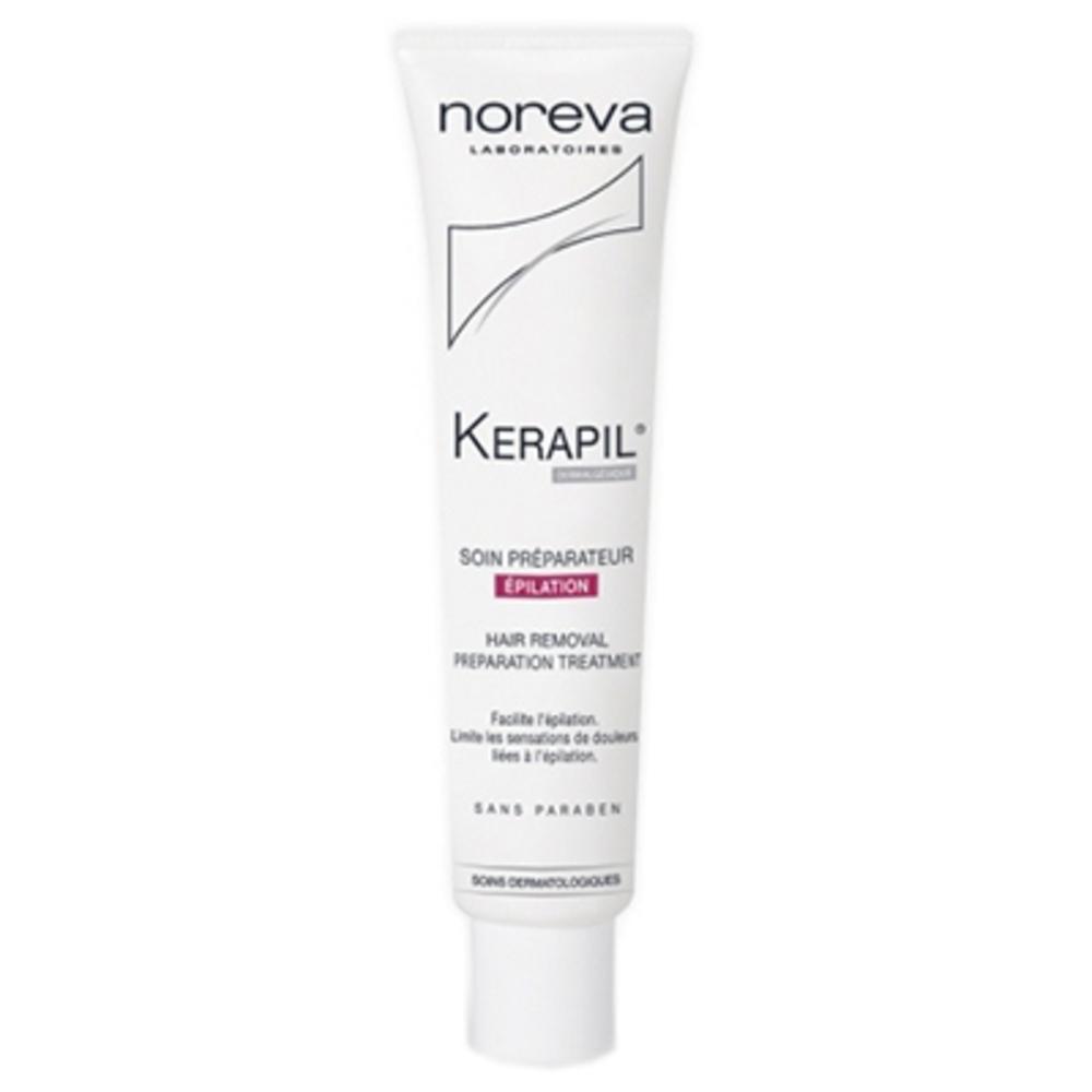 Noreva kerapil soin préparateur epilation - 75.0 ml - noreva -146687