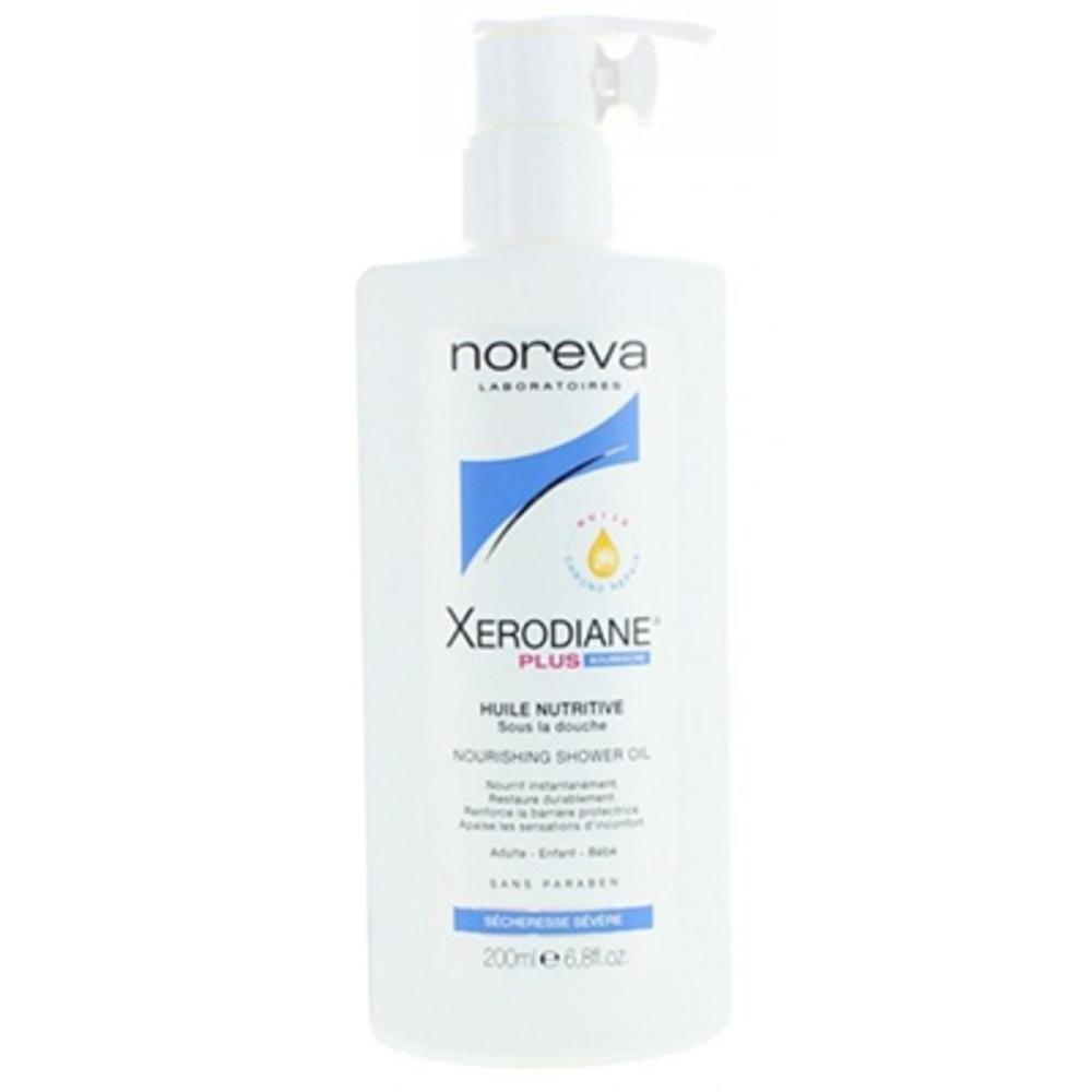 Noreva xerodiane plus huile nutritive douche - noreva -203893
