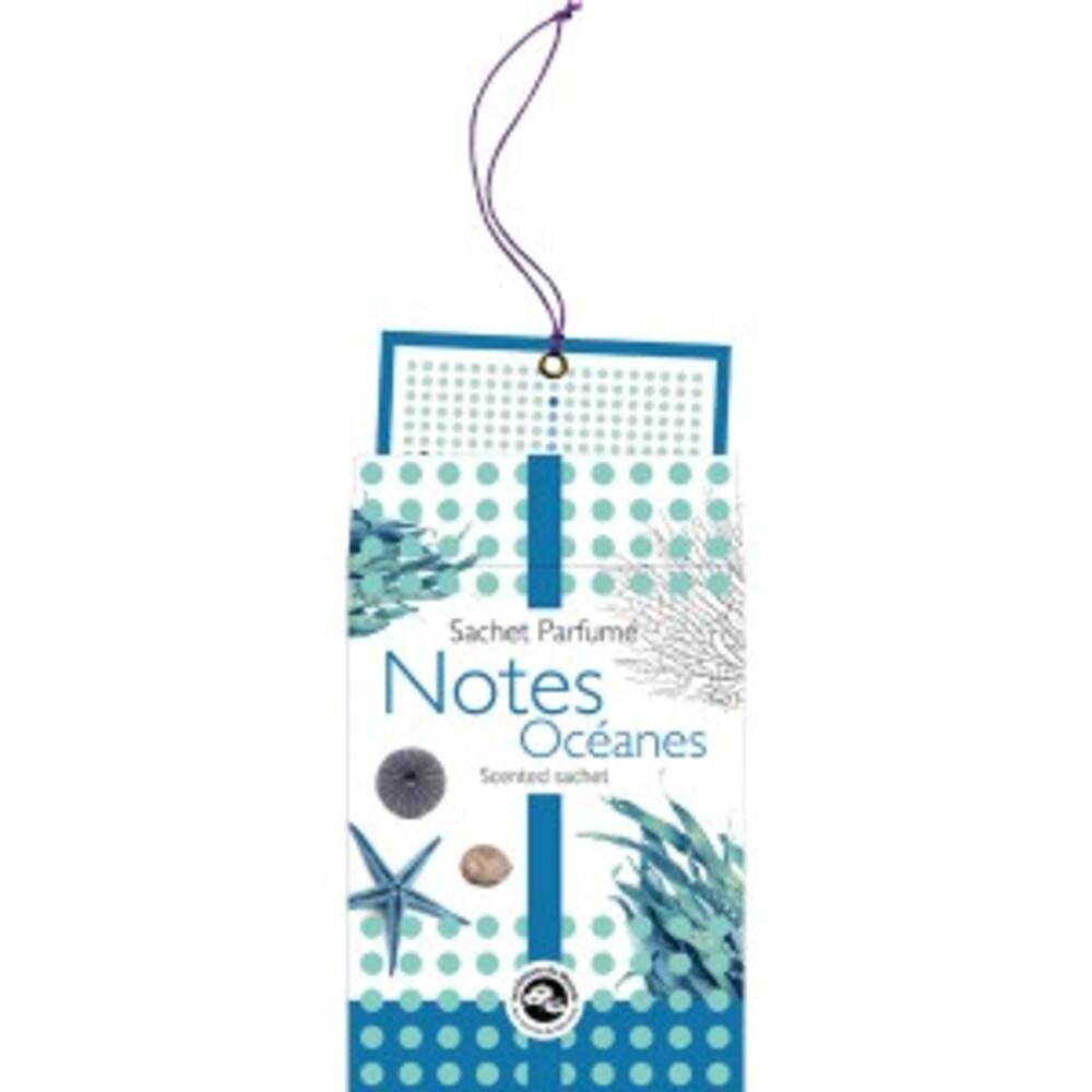 Notes océanes - sachet parfumé - divers - florisens -139886
