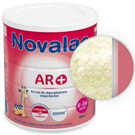 Novalac ar+ lait 2ème âge 6-36mois 800g - novalac -219708