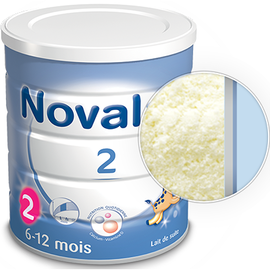 Novalac lait 2ème âge - 800g - 800.0 g - novalac -147942