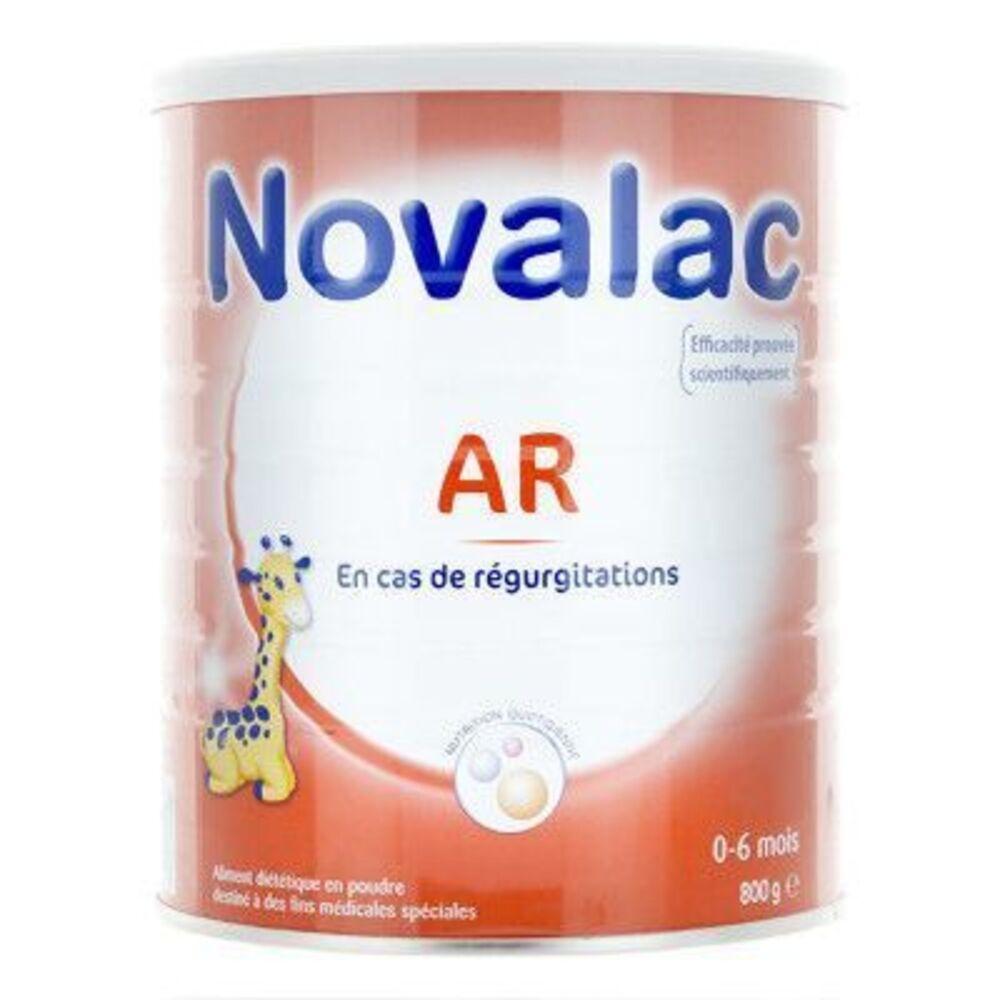 Novalac lait ar 1er âge 800g - 800.0 g - novalac -210303
