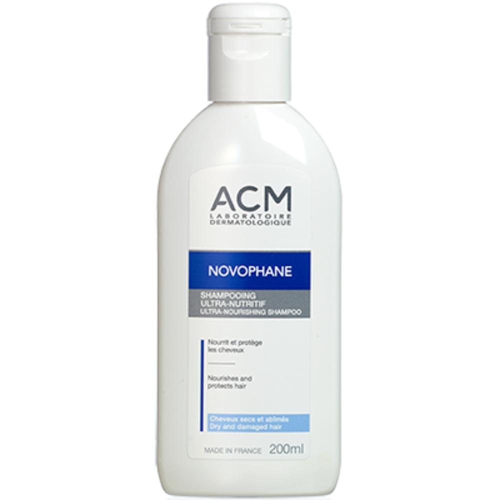 Novophane shampooing ultra-nutritif 200ml - acm -222744