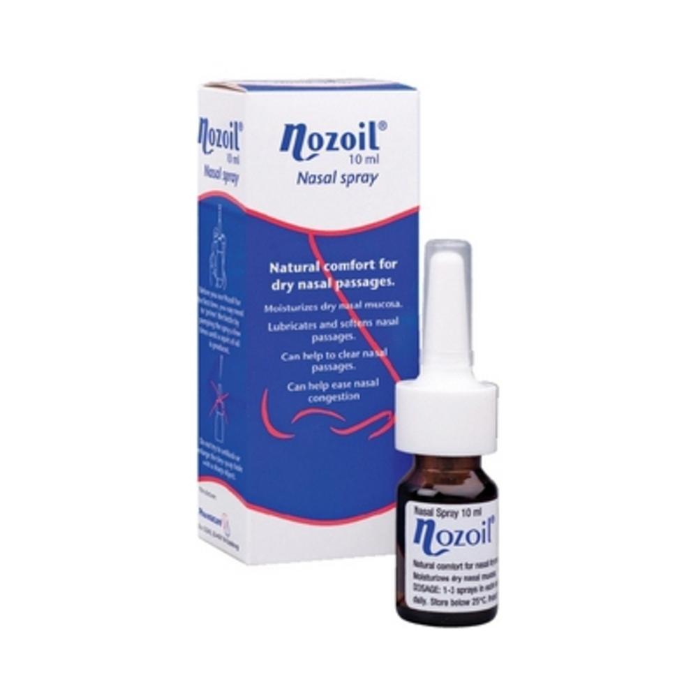 Nozoil spray nasal 10ml - cevidra -213288