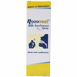 Nozovent anti-ronflement spray 30ml - cevidra -214688