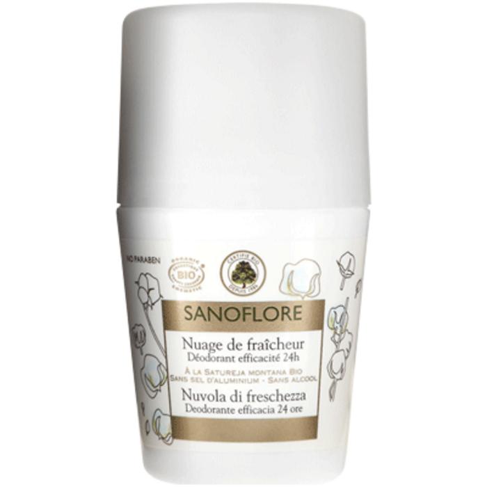 Nuage de fraîcheur - roll-on Sanoflore-121343