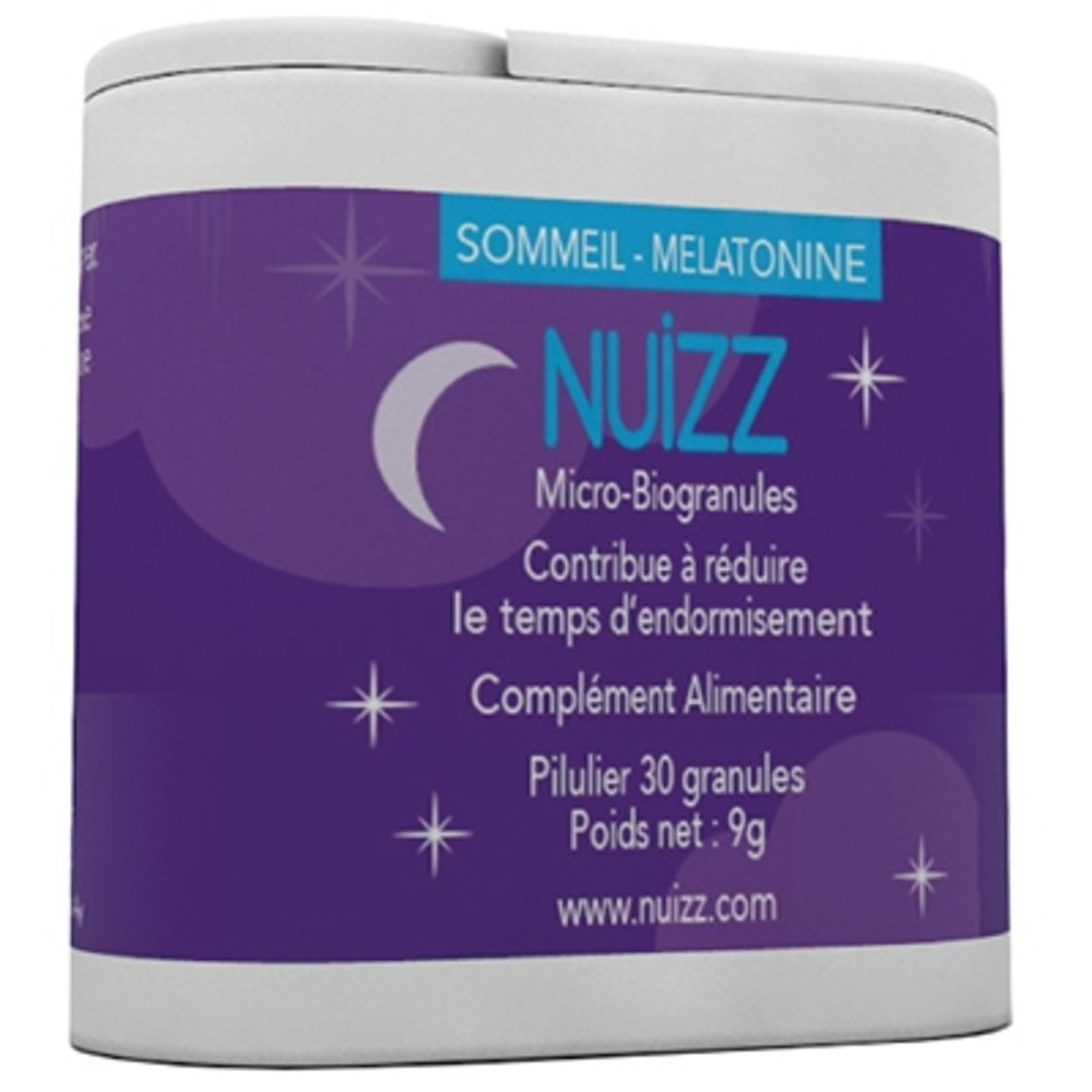 Nuizz sommeil 60 microbiogranules - nuizz -203901