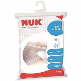 Nuk 5 slips filets extensibles - nuk -214893