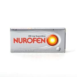 Nurofen 200mg - 20 comprimés - reckitt benckiser -192861
