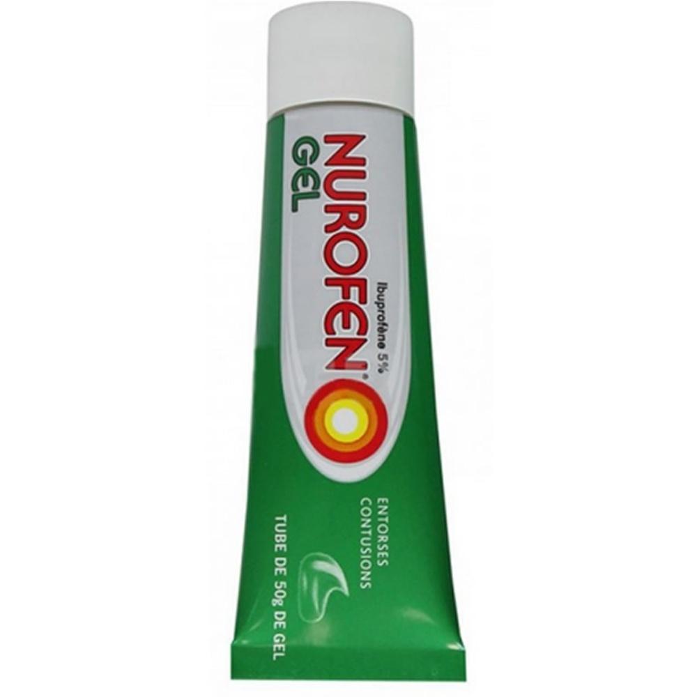 Nurofen 5% - 50.0 g - reckitt benckiser -192926