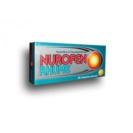 Nurofen rhume - 20 comprimés - reckitt benckiser -192849