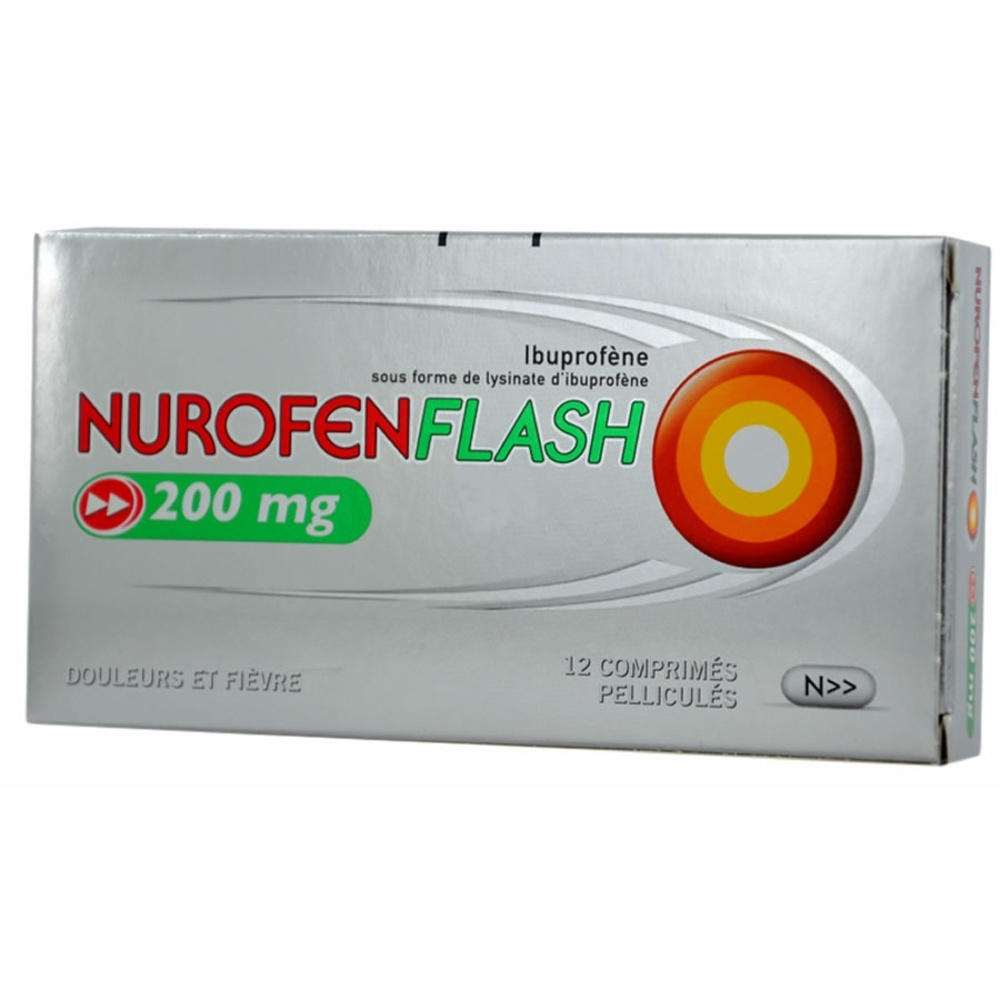 Nurofenflash 200 mg Reckitt benckiser-192825
