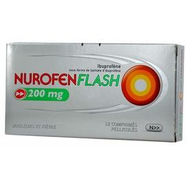 Nurofenflash 200 mg - reckitt benckiser -192825