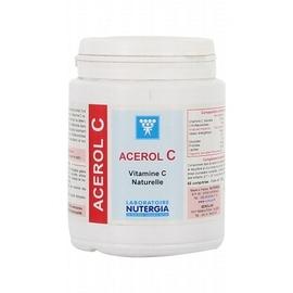Nutergia acérol c - 60 comprimés - divers - nutergia -189626