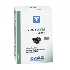 Nutergia entezym - 12 cubes - divers - nutergia -189633