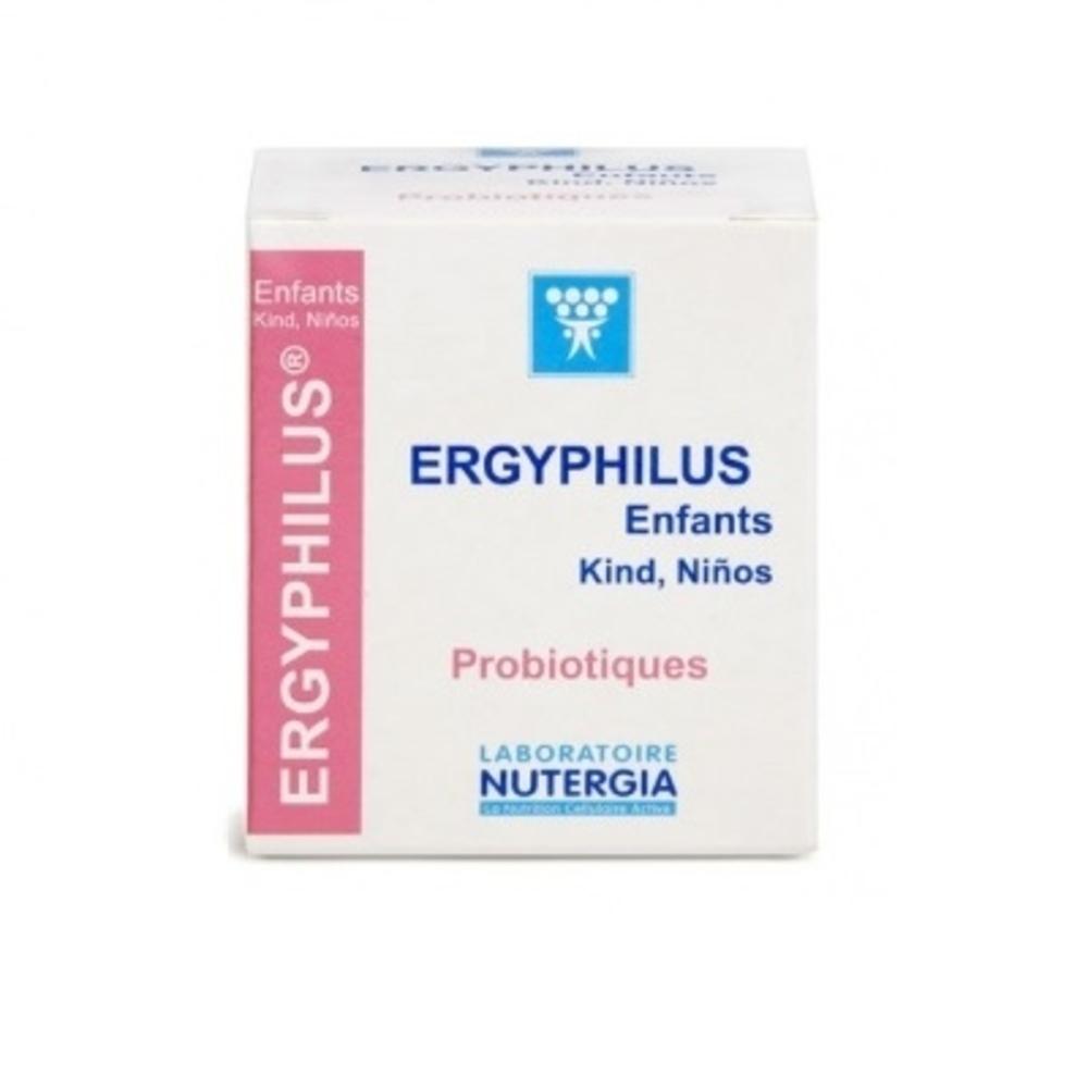 Nutergia ergyphilus enfants - 14 sachets - nutergia -147958