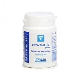 Nutergia ergyphilus plus - 30 gélules - nutergia -147959