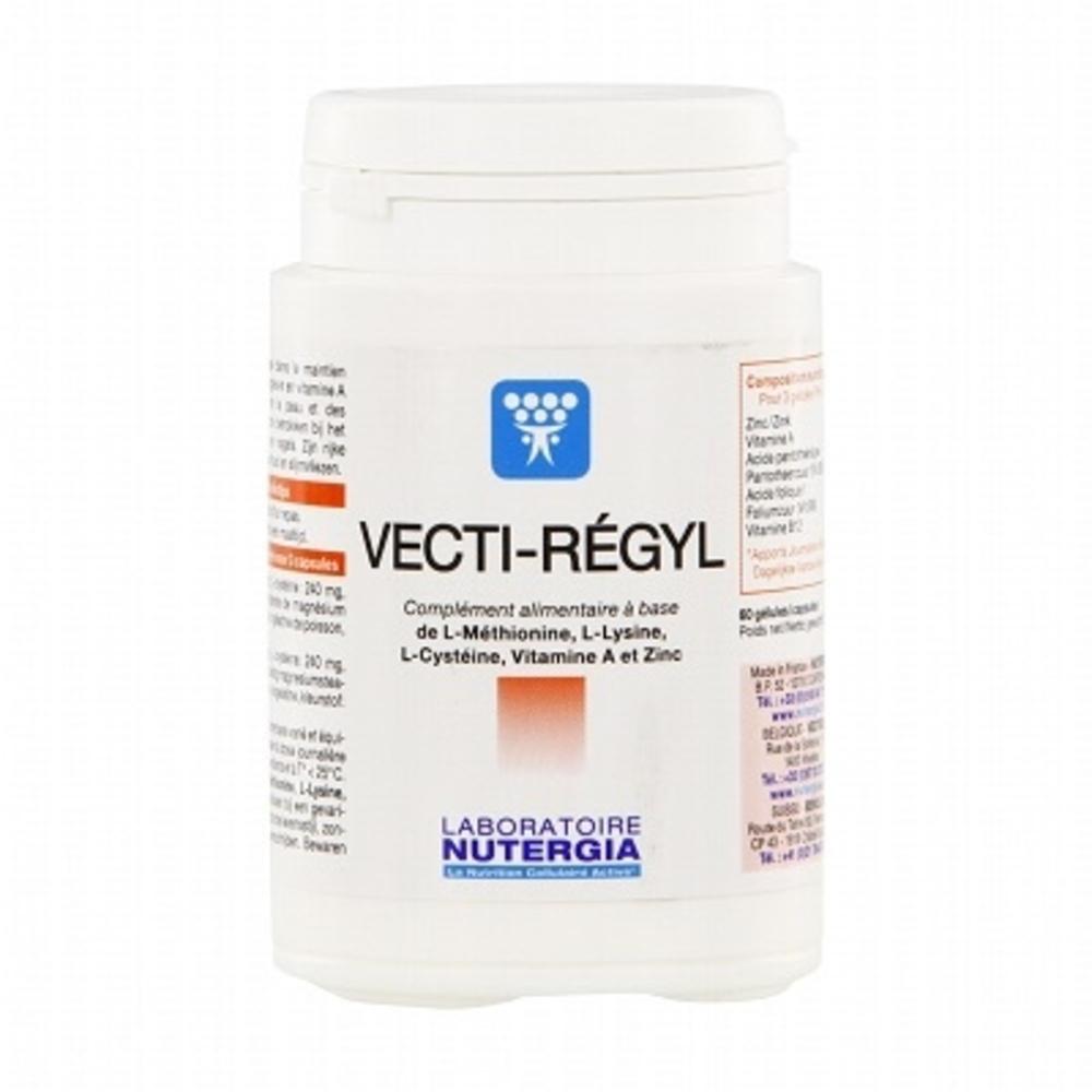 Nutergia vecti-regyl - 60 comprimés - divers - nutergia -189605