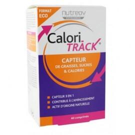 Nutreov calori-track 60 comprimés - nutreov -214056