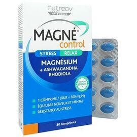 Nutreov magné control stress relax 30 comprimés - nutreov -221188
