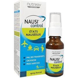 Nutreov nausicontrol spray buccal 20ml - nutreov -220873