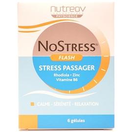 Nutreov no stress flash - 6 gélules - nutreov -205332