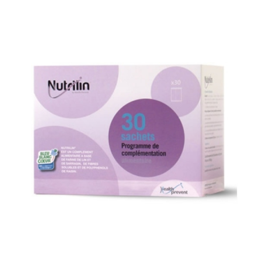 Nutrilin - 30 sachets - health prevent -201666