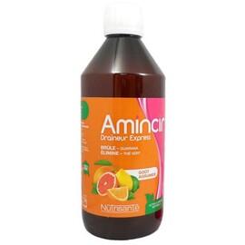 Nutrisante amincir draineur express goût agrumes 500ml - nutrisanté -214033