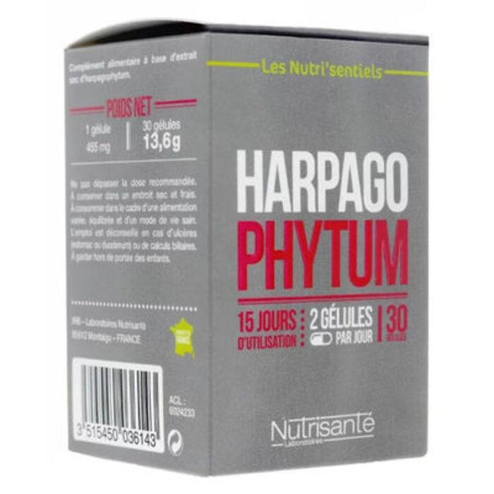 Nutrisante harpagophytum 30 gélules Nutrisanté-219597