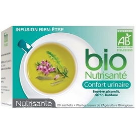 Nutrisante infusion bio confort urinaire - nutrisanté -194772