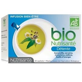 Nutrisante infusion bio détente - nutrisanté -194769