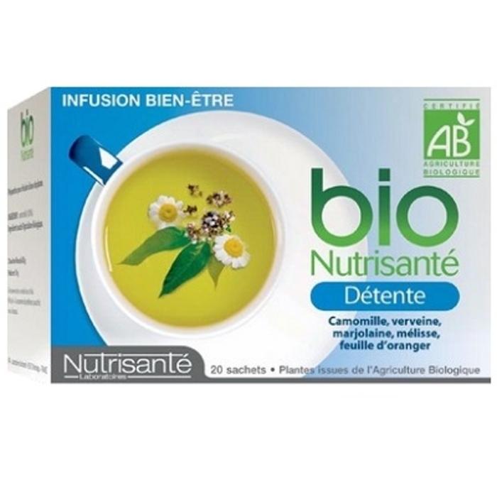 Nutrisante infusion bio détente Nutrisanté-194769
