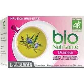 Nutrisante infusion bio draineur - nutrisanté -194762