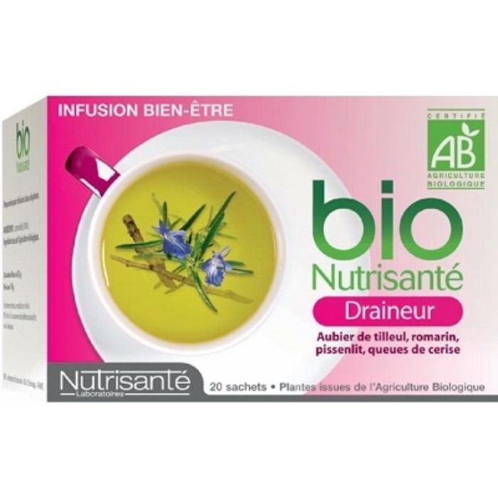 Nutrisante infusion bio draineur Nutrisanté-194762