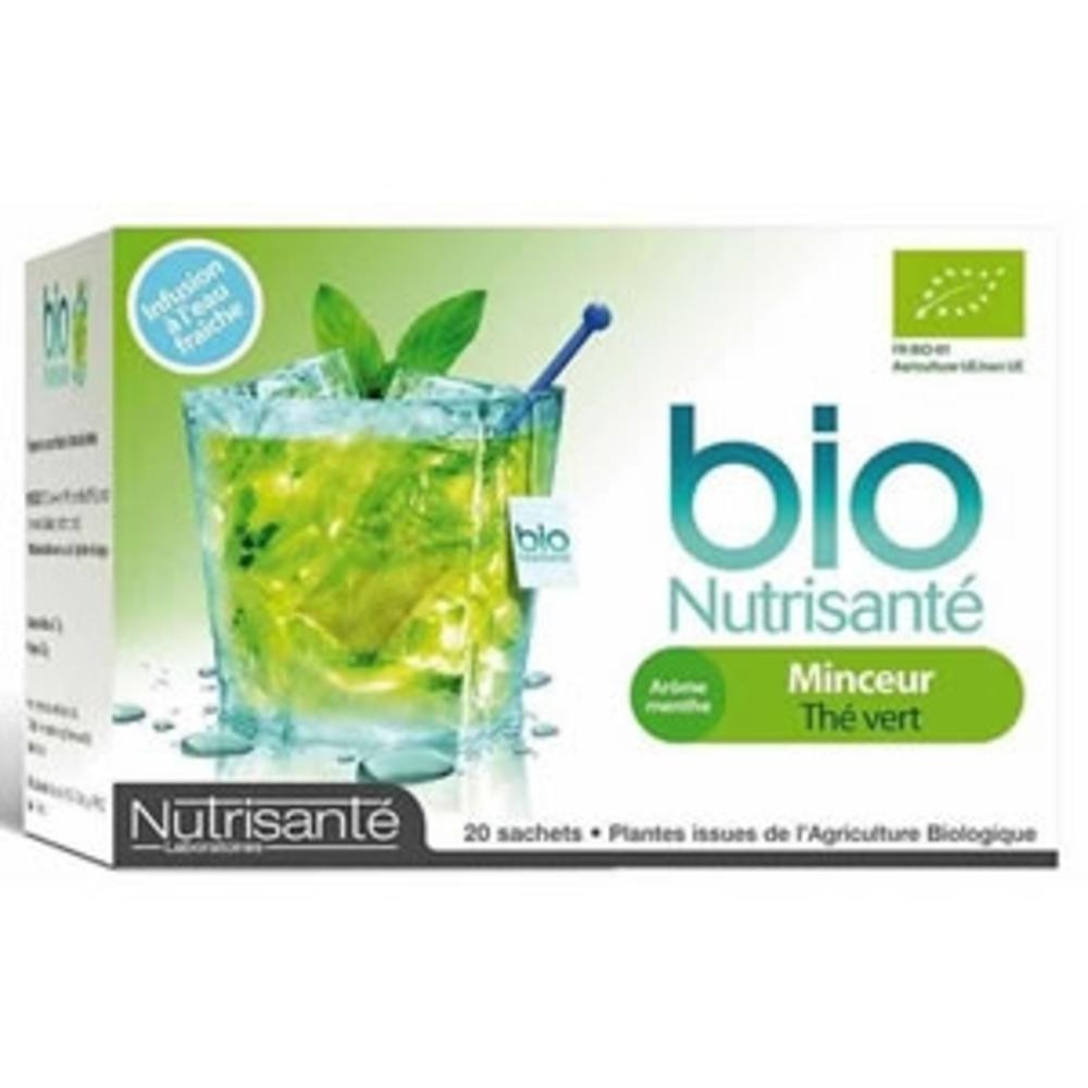 Nutrisante infusion bio froide minceur - nutrisanté -196717