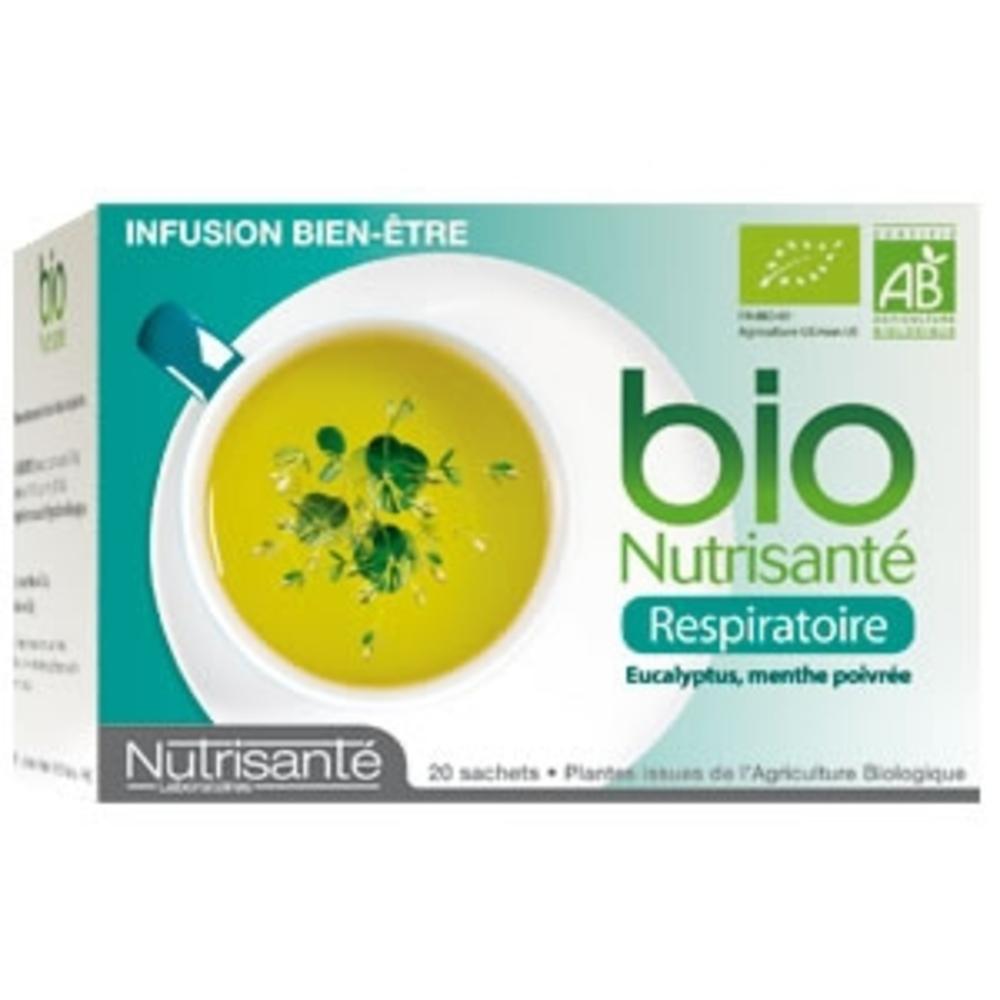 Nutrisante infusion bio respiratoire - nutrisanté -196986