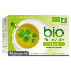 Nutrisante infusion bio tilleul - nutrisanté -203733