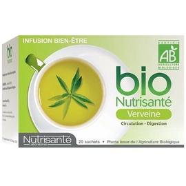 Nutrisante infusion bio verveine - nutrisanté -194775
