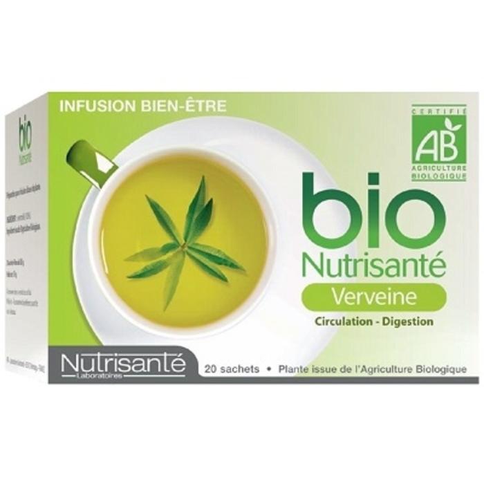 Nutrisante infusion bio verveine Nutrisanté-194775